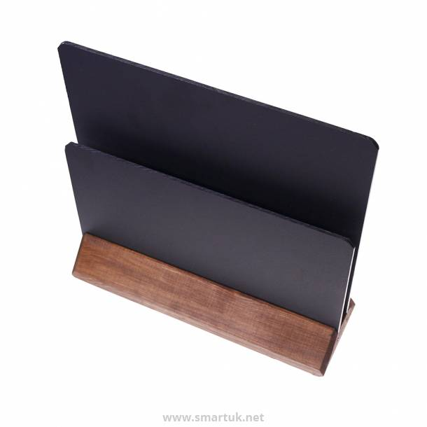 Chalkboard Menu Boards - Menu Holder