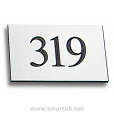 Rectangle Table Numbers Plaque