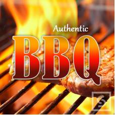 Authentic BBQ