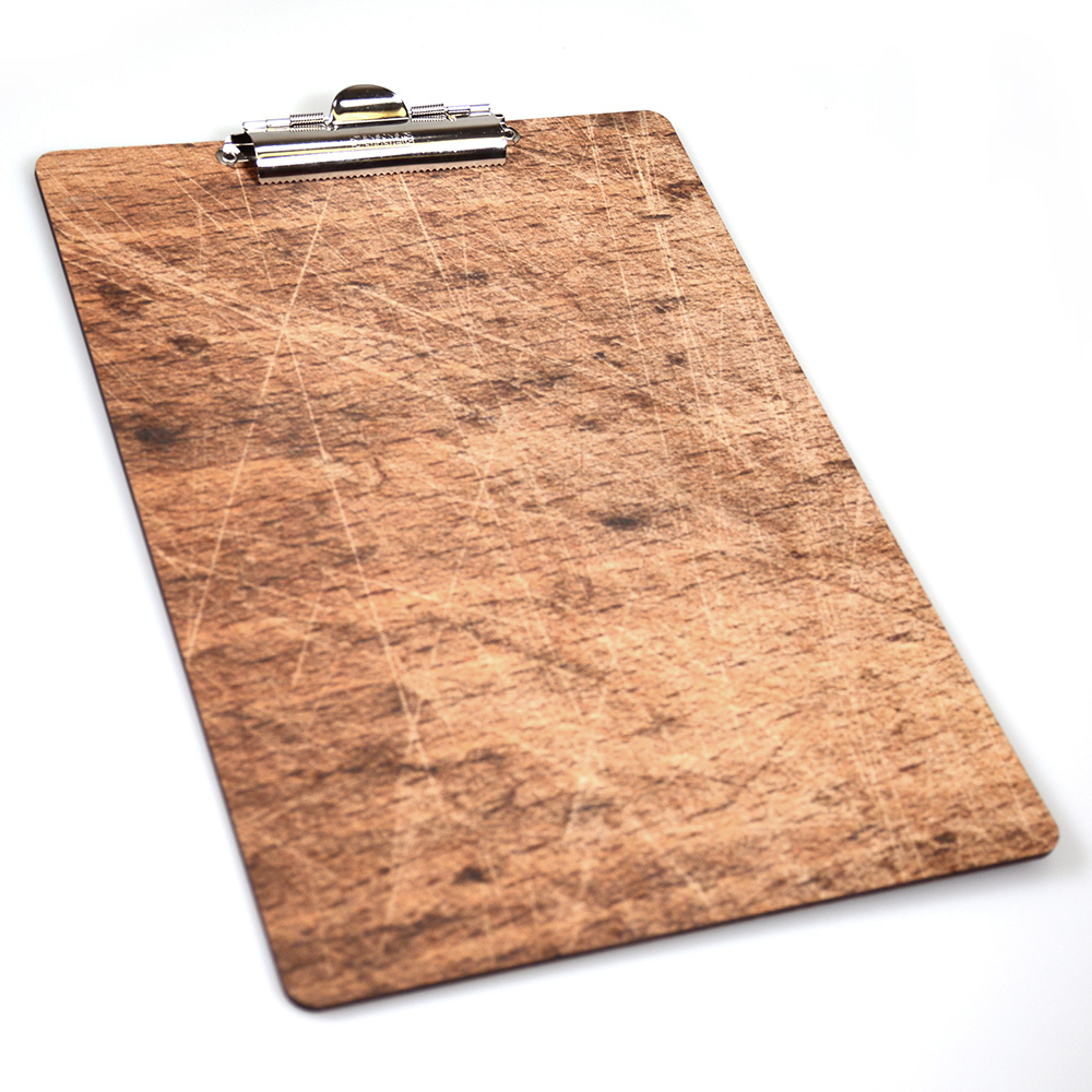 Digital Wood Menu Boards Clip Boards Smart Hospitality