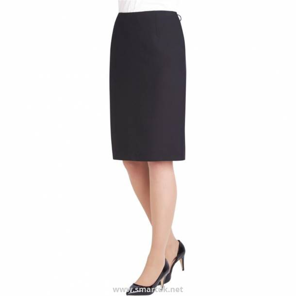Events Ladies Black Skirt - Size 6