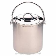 Olympia Ice Bucket with Lid 3.3 Ltr