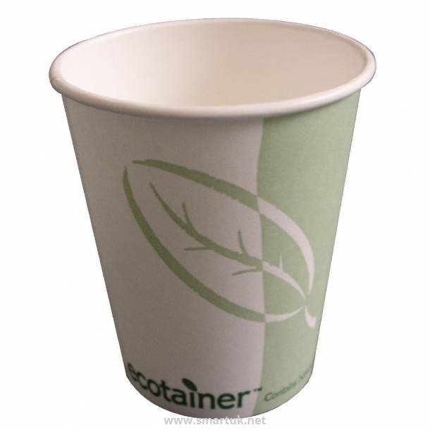 Biodegradable Disposable Hot Cups 340ml / 12oz