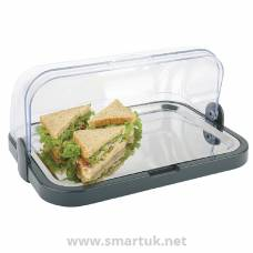 Roll Top Cool Display Tray
