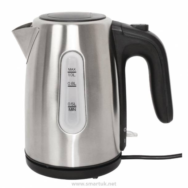 Caterlite Hotel Kettle Stainless Steel 1Ltr