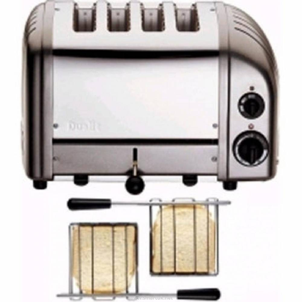 toaster architect products black slice steel panels body slot stainless dualit