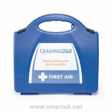 Catering First Aid and Burns Kit 20 Person