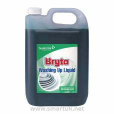 Bryta Washing Up Liquid 5 Litre (Pack of 2)