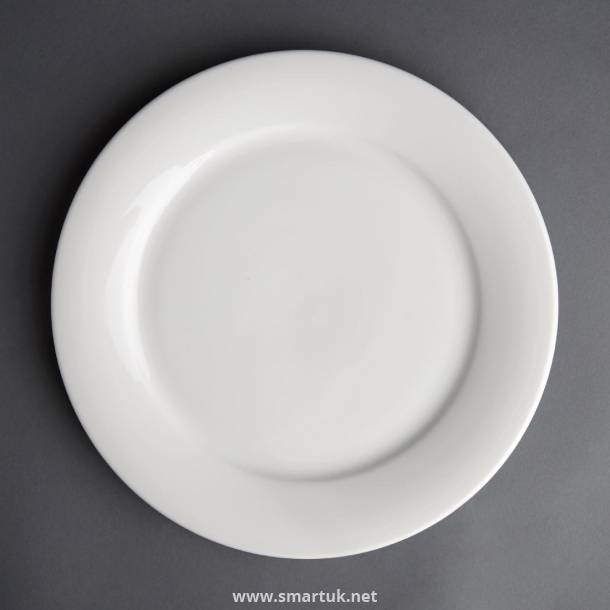 Churchill Art de Cuisine Menu Mid Rimmed Plates 270mm