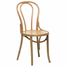 Fameg Bentwood Bistro Sidechair Natural (Pack of 2)