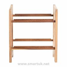 T&G Two Tier Display Rack