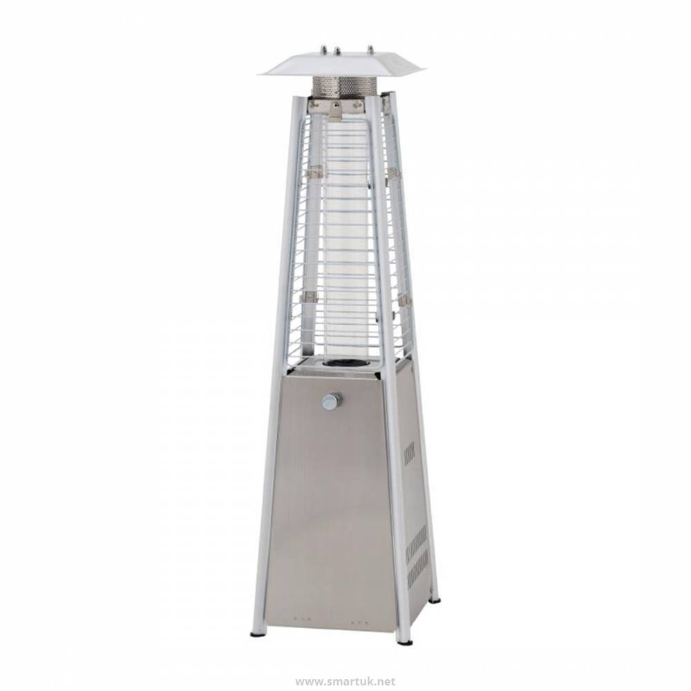 Lifestyle Chantico Flame Table Top Patio Heater By Cs483 Smart Hospitality Supplies