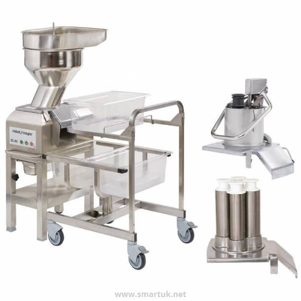 Robot Coupe Veg Prep Workstation CL601PH