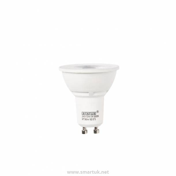 Status Dimmable LED GU10 Reflector Bulb 5W