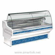Zoin Jinny Ventilated Butcher Serve Over Counter Chiller 1500mm