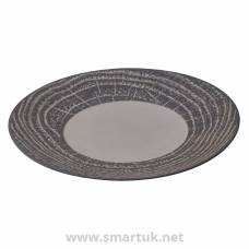 Revol Arborescence Round Plate Black 310mm