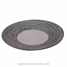 Revol Arborescence Round Plate Black 280mm