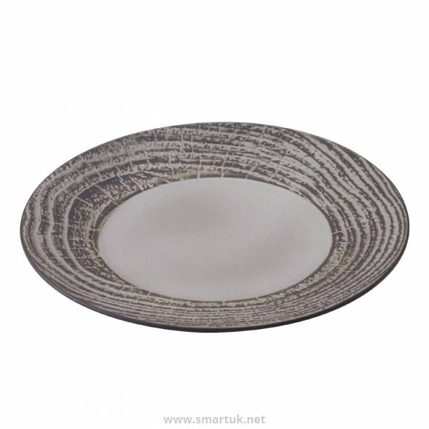 Revol Arborescence Round Plate Black 265mm