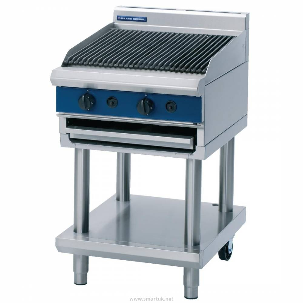 Blue Seal Natural Gas Barbecue Grill G59/4-NAT by Blue Seal-G032-N ...
