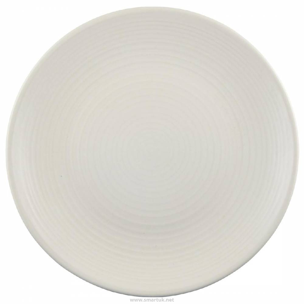 Dudson Evolution Pearl Plates Coupe 295mm by Dudson-GC509-P - Smart ...