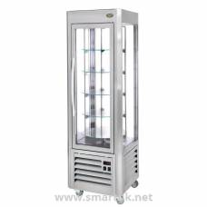 Roller Grill  Revolving Display Fridge 360 Ltr