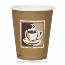 Benders Caffe Disposable Hot Cups 225ml / 8oz
