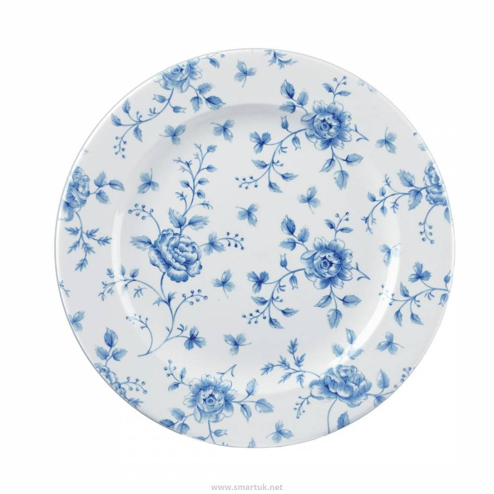 Churchill Vintage Prints Plates Prague Rose Print 276mm  sc 1 st  Smart Hospitality Supplies : churchill dinnerware - pezcame.com