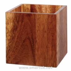 Churchill Buffet Medium Wooden Cubes