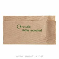 Kraft Lunch Napkins Recycled 330 x 320mm