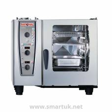 Rational Combimaster Plus Oven 61 Natural Gas