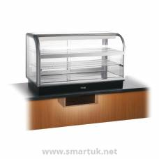 Lincat Seal 650 Curved Refrigerated Back Service Merchandiser 1250mm