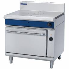 Blue Seal Evolution Target Top Electric Convection Oven Nat Gas 900mm GE576/N