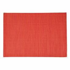 APS PVC Placemat Fine Band Red