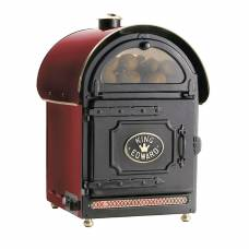 King Edward Large Potato Baker Claret PB2FV/CLA