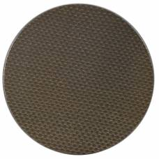 Werzalit Pre-drilled Round Table Top  Rattan Mocca 700mm