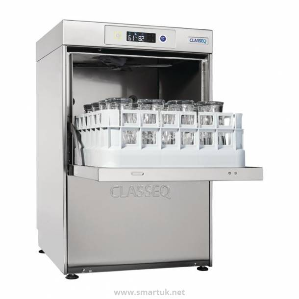 Classeq G400 Duo WS Glasswasher with install