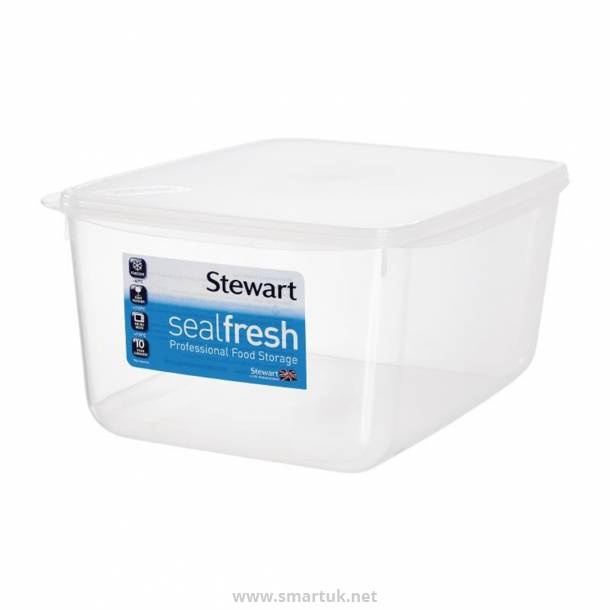 Stewart Seal Fresh Meat and Poultry Container 7.8Ltr