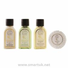 Natural Range Toiletries Welcome Pack