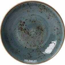 Steelite Craft Blue Coupe Bowls 255mm