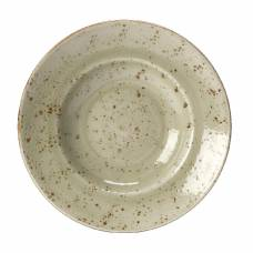 Steelite Craft Green Nouveau Bowls 270mm