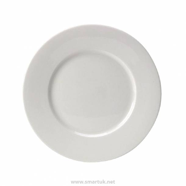 Steelite Monaco White Plates 255mm