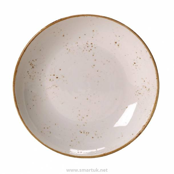 Steelite Craft White Coupe Plate 230mm