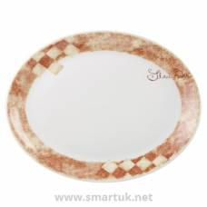 Churchill Tuscany Oval Dishes 355mm