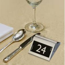 Restaurant Table Numbers & Table Signs