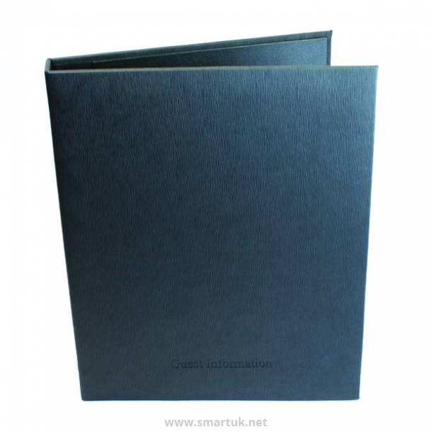 Forest Guest Room Folders
