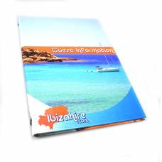 Printed Vivella Guest Room Folders