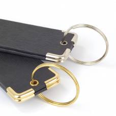 Forest Material Hotel Key Fobs