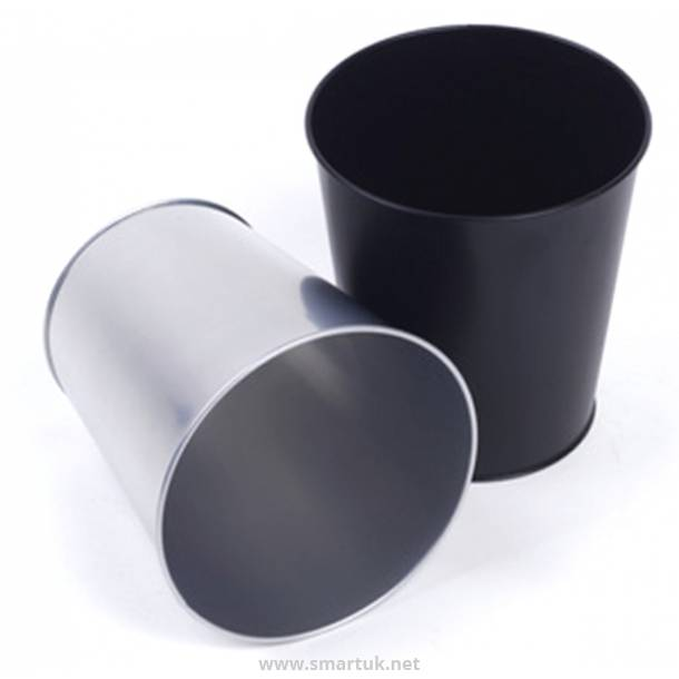 Bonded Leather Waste Paper Bins