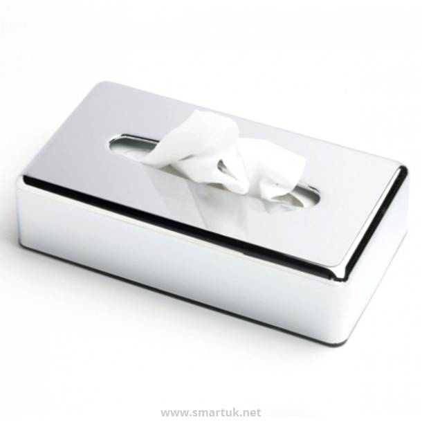 Metal Effect Tissue Boxes