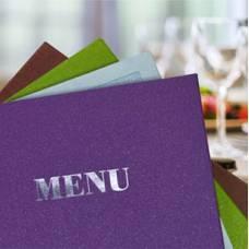 Menu Covers & Display